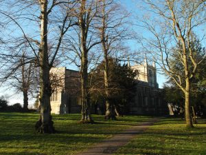 Elsworth Holy Trinity Church