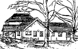 Papworth surgery drawing